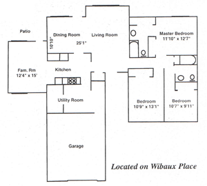 Three Bedroom - Wibaux Place