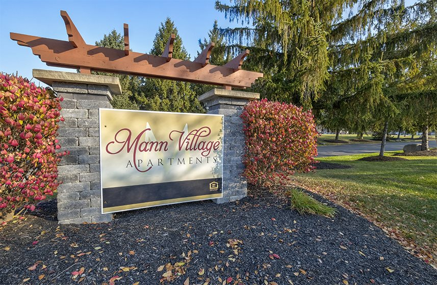 Welcome to Mann Village Apartments!