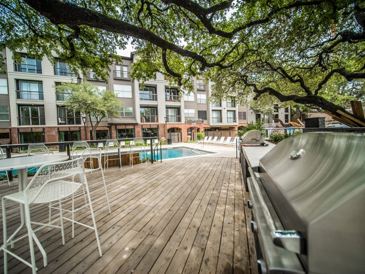 outdoor grill soco apartments in austin