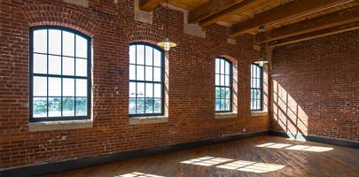 Loft Interior at Lofts at Commerce in Richmond, Virginia, VA