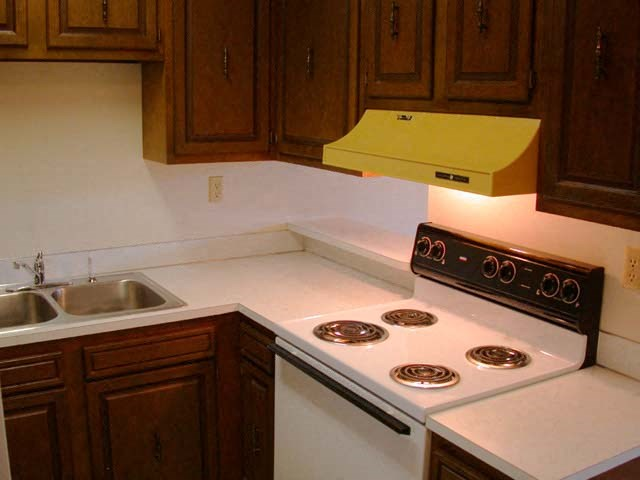 Kitchen with Range