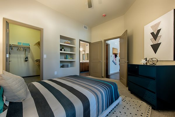 Walk-in Closets in Select Units at Tempo at McClintock Station in Tempe, AZ