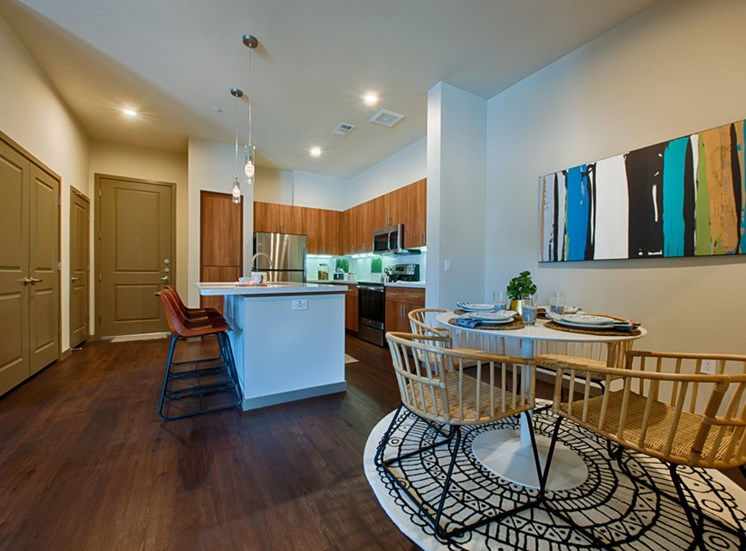 Eat-in Kitchens at Tempo at McClintock Station, Tempe, AZ 85281