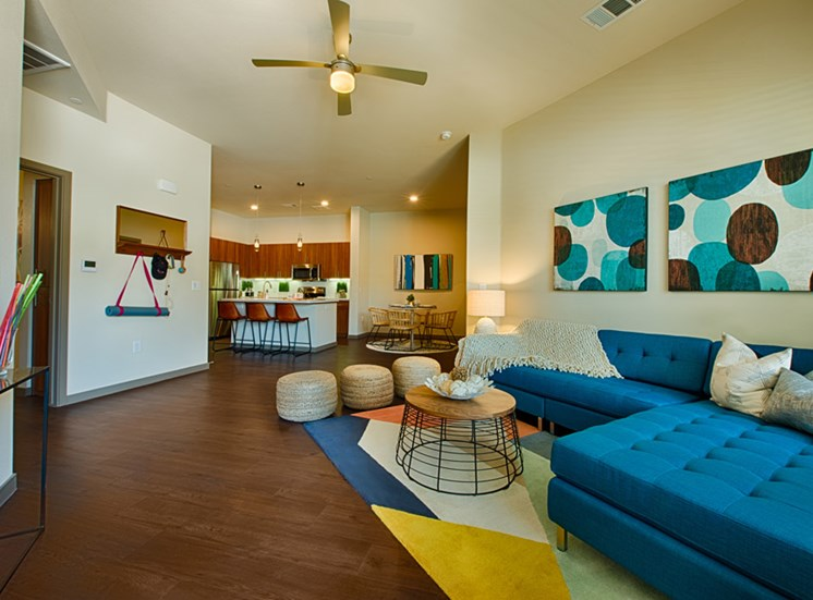 Modern Floor Plans Available  at Tempo at McClintock Station, 1831 East Apache Blvd, Arizona