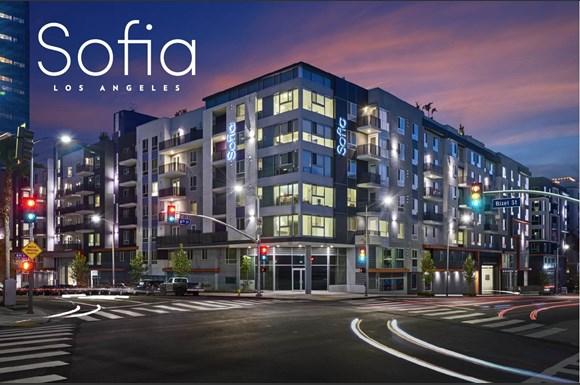40c9f19ebe3 Sofia Los Angeles Apartments