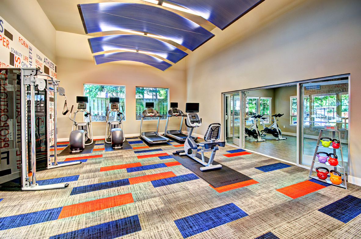 Fitness Center_Renton WA_The Windsor