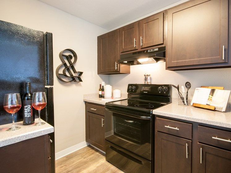 Kitchen | Windsor Apartments For Rent in Renton, WA 98059