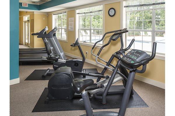 Reserve at Mill Landing Apartments Cardio equipment