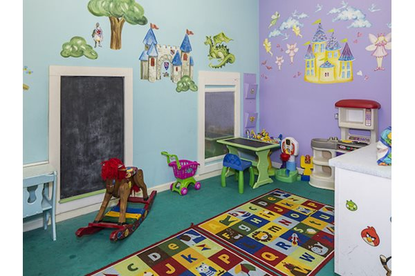 Reserve at Mill Landing Apartments Children's Playroom