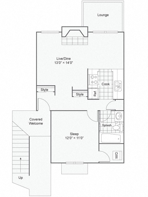 1 2 Bedroom Federal Way Apartments For Rent