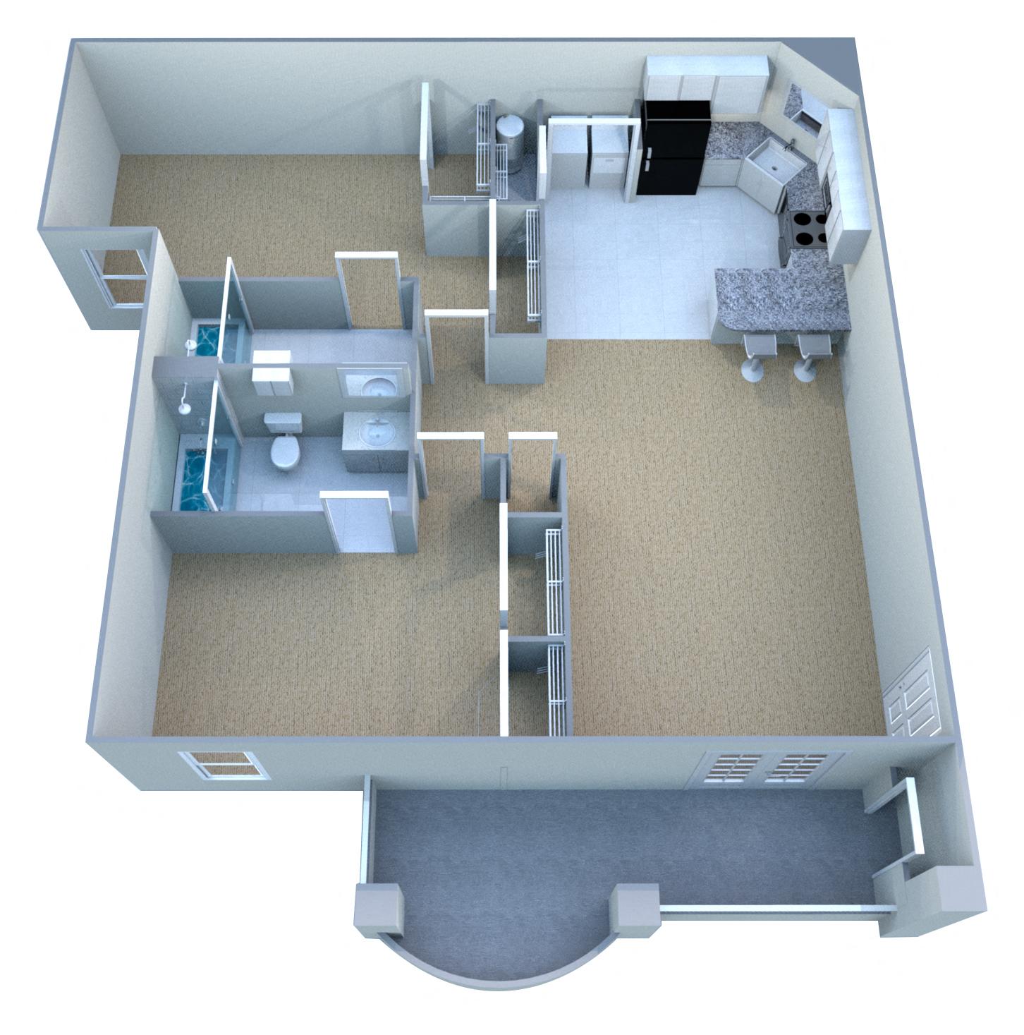 Owasso Apartments: Floor Plans Of The Greens At Owasso I/II In Owasso, OK