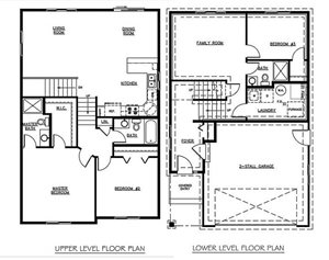 3 Level Single Family-Option C