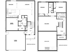 Bi-Level Single Family-3 Bed