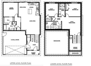 Bi-Level Single Family-Option A