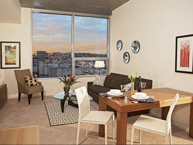 Fully Furnished Interiors and Lots Of Natural Light at Aspira Apartments, Seattle, WA,98101
