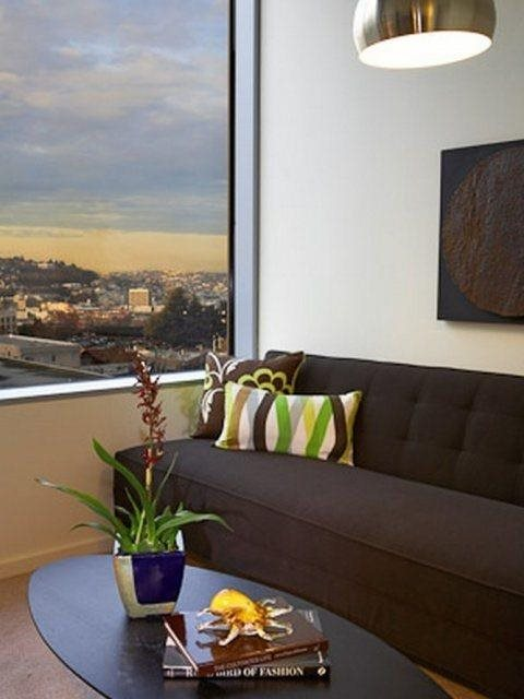 Modern Interiors And Over sized Windows at Aspira Apartments, Seattle, WA,98101