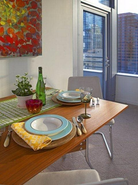 Separate Dining Area at Aspira Apartments, Seattle, WA