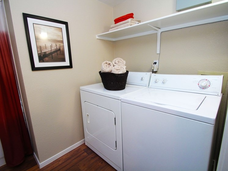 washer-dryer in-unit