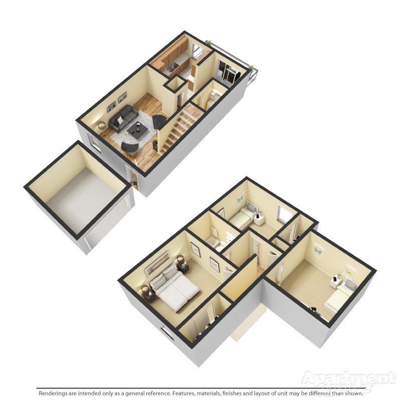 Addison Floor Plan 5