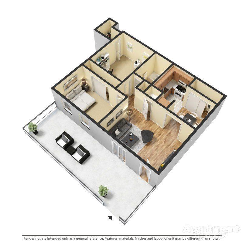 Essex Floor Plan 3