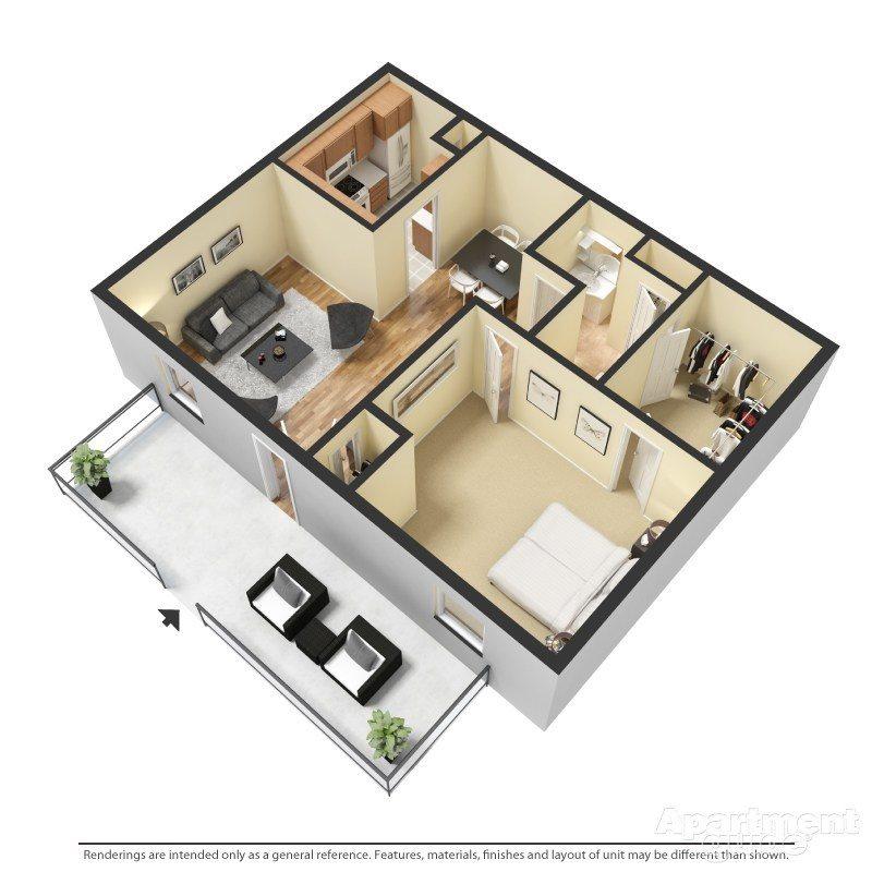 Franklin Floor Plan 1