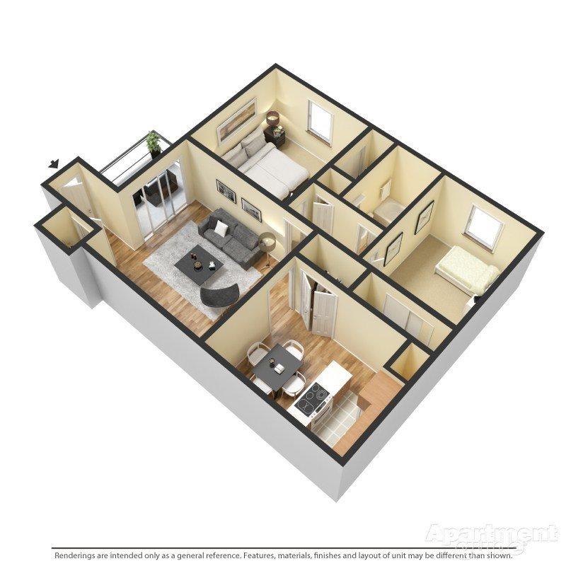 Webster Floor Plan 1