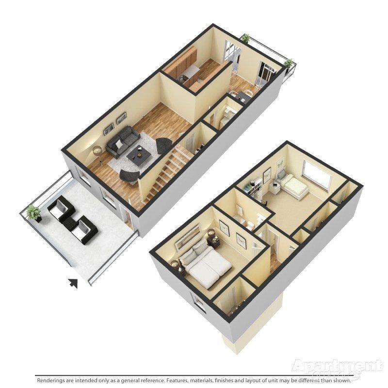 Williamsburg Floor Plan 4