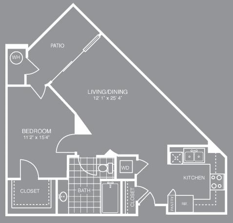 Motif Apartments For Rent in Woodland Hills, CA 91367 1 bedroom 1 bath