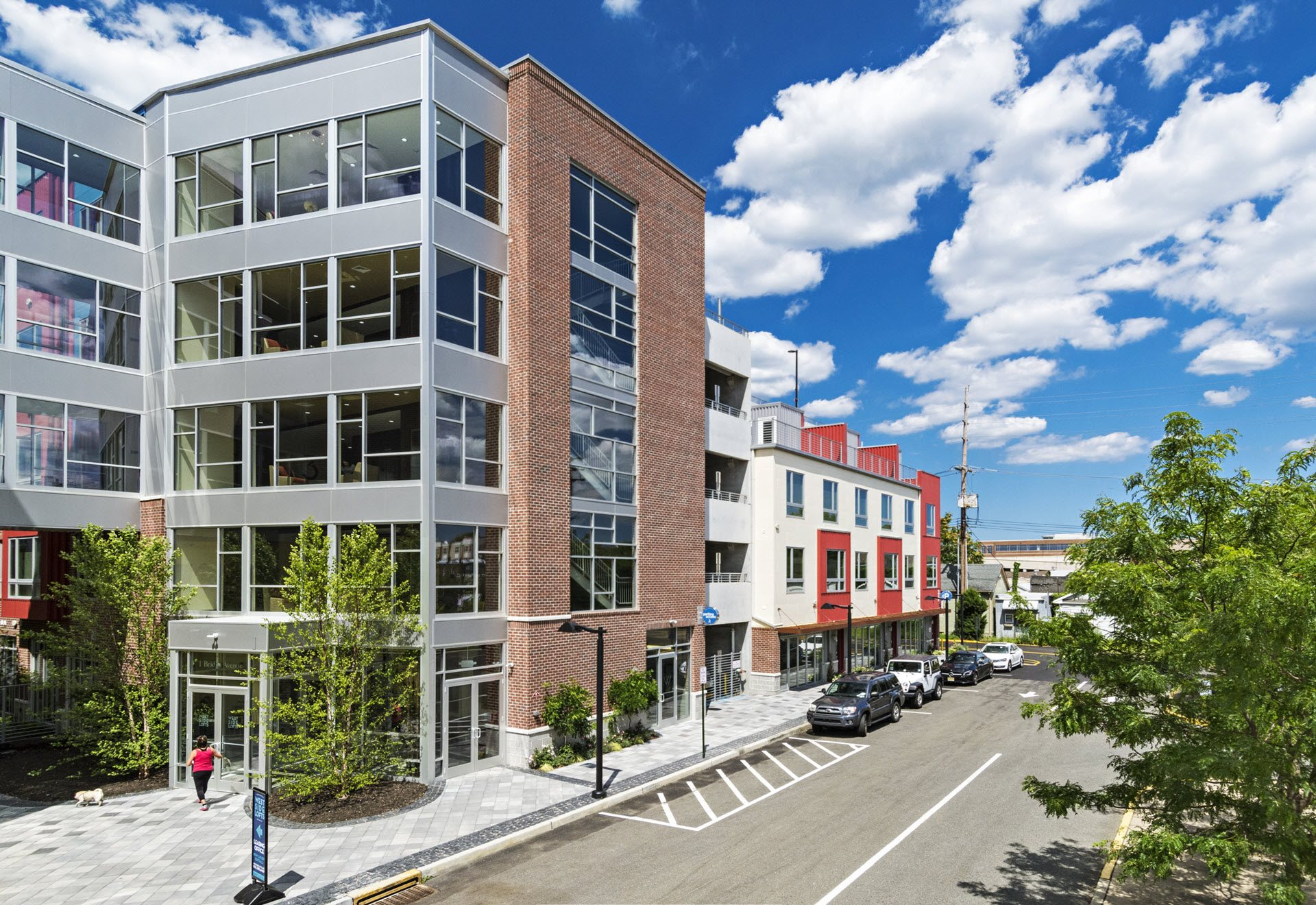 1 Amp 2 Bedroom Apartments In Red Bank Nj West Side Lofts
