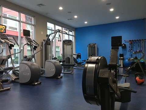 Health and Fitness Center