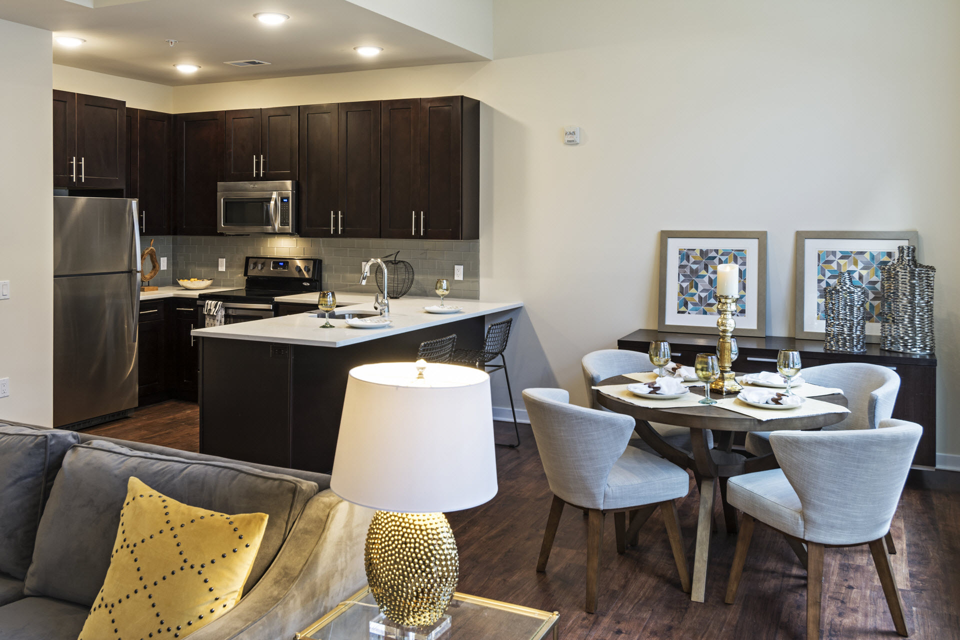 Spacious Floorplans at West Side Lofts, Red Bank NJ 07701
