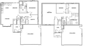 Bi-Level Single Family-4 Bed