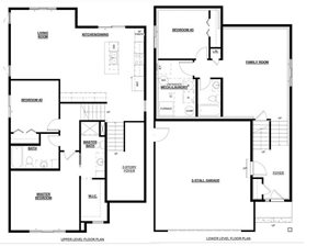 3 Level Single Family-New Plan