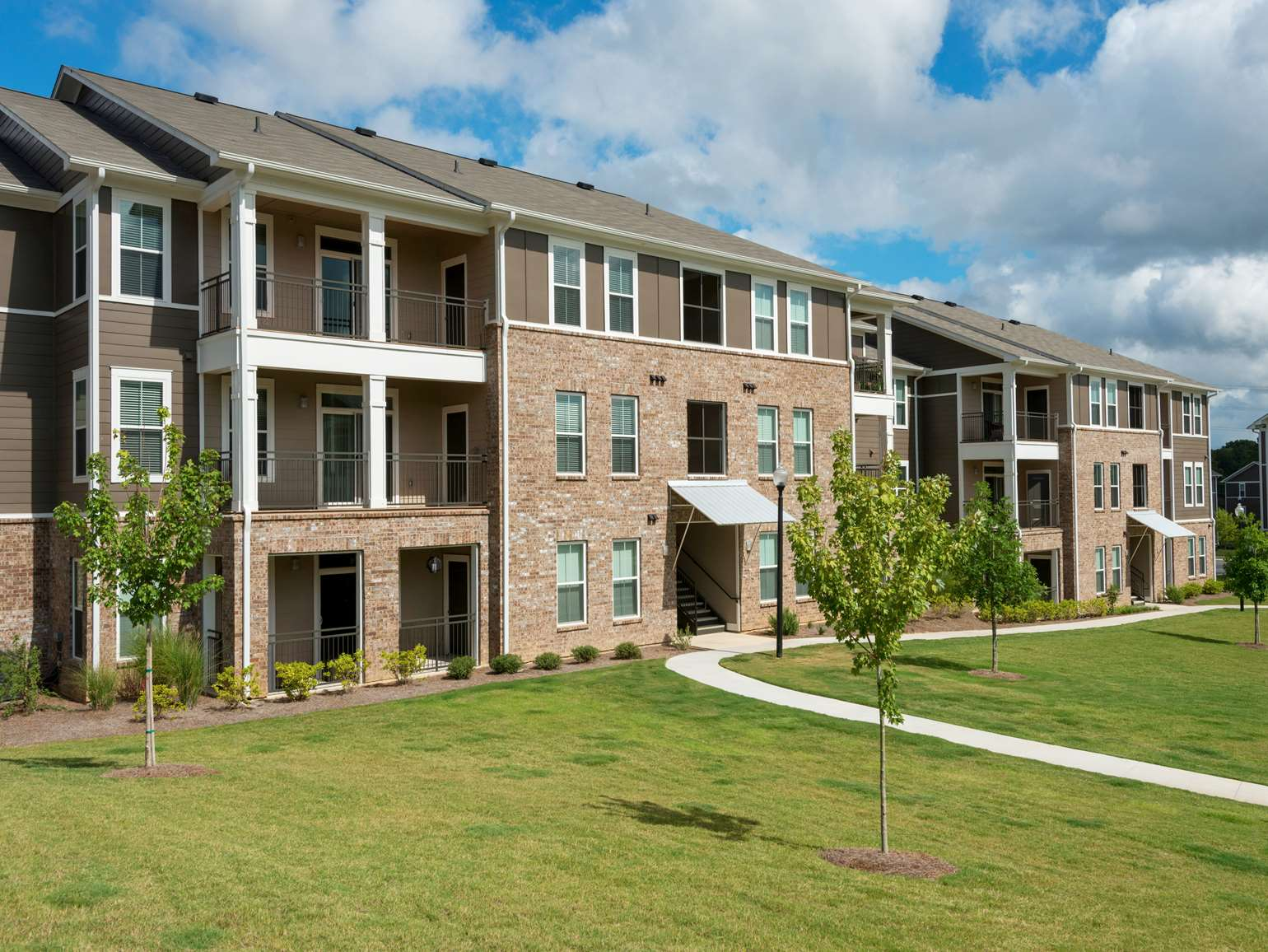 Exterior View At The Village At Apison Pike, TN 37363