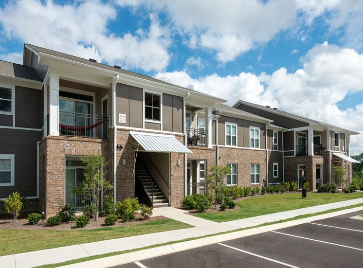 Exterior View at The Village at Apison Pike, Ooltewah, 37363