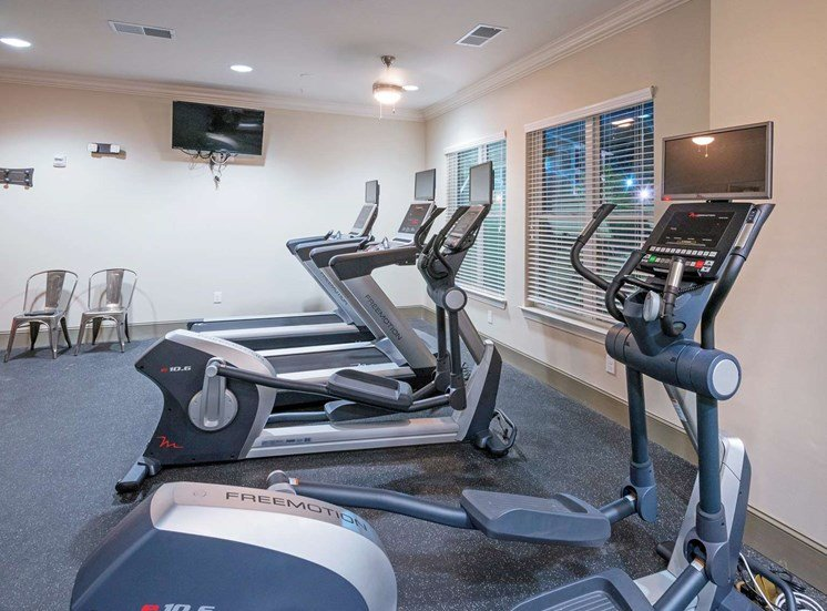 Spacious Fitness Center at The Village at Apison Pike, TN 37363