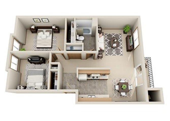 Sage Floor Plan 2