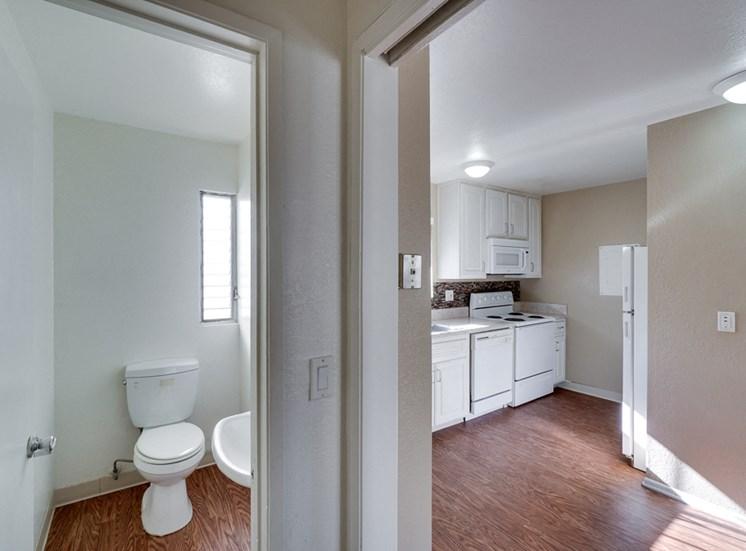 Bathroom Accessories at Highlander Park Apts, California, 92507