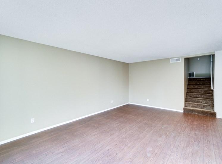 Carpeted Bedroom at Highlander Park Apts, Riverside, CA