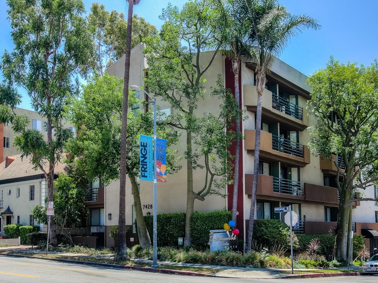 Breathtaking View Of Property at Hollywood Vista, Hollywood, CA, 90046