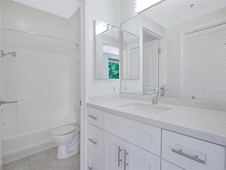 Spacious Bathrooms at Hollywood Vista, Hollywood, CA, 90046