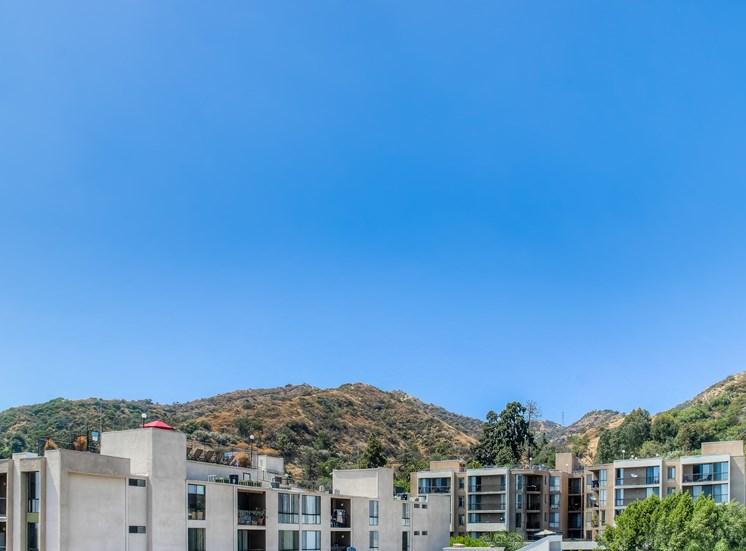 GrandPanoramic View at La Vista Terrace, California