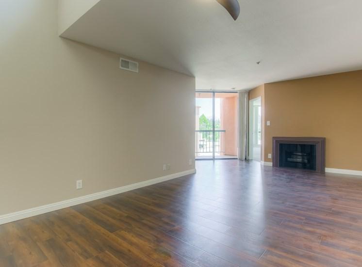 Classic Living Room Design at La Vista Terrace, Hollywood, CA