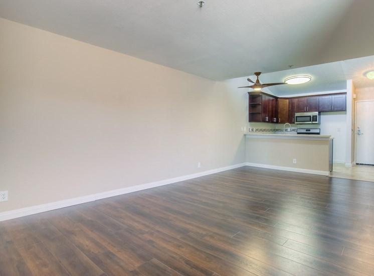 Trendy Living Room at La Vista Terrace, Hollywood, 90046