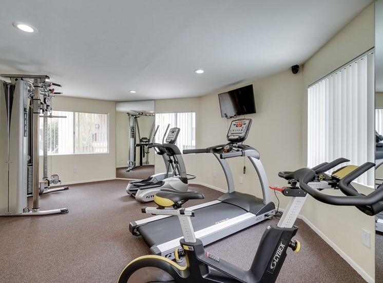 World-Class Fitness Center at Park Merridy, Northridge, CA