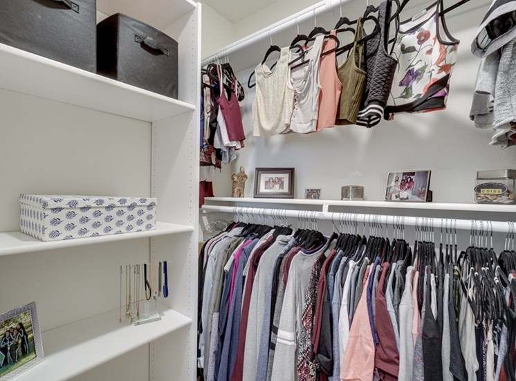 Abundant Storage Including Walk-In Closets at Park Merridy, California, 91325