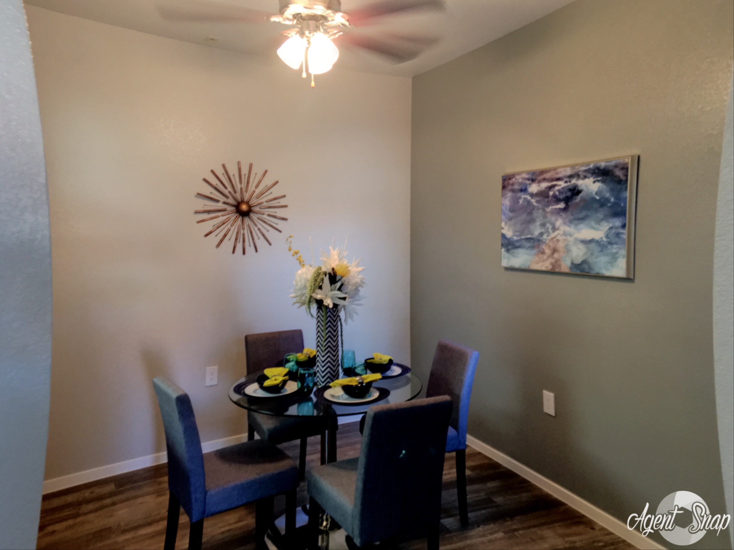 Dining Room at Prelude at the Park, Apts in NV, 89015
