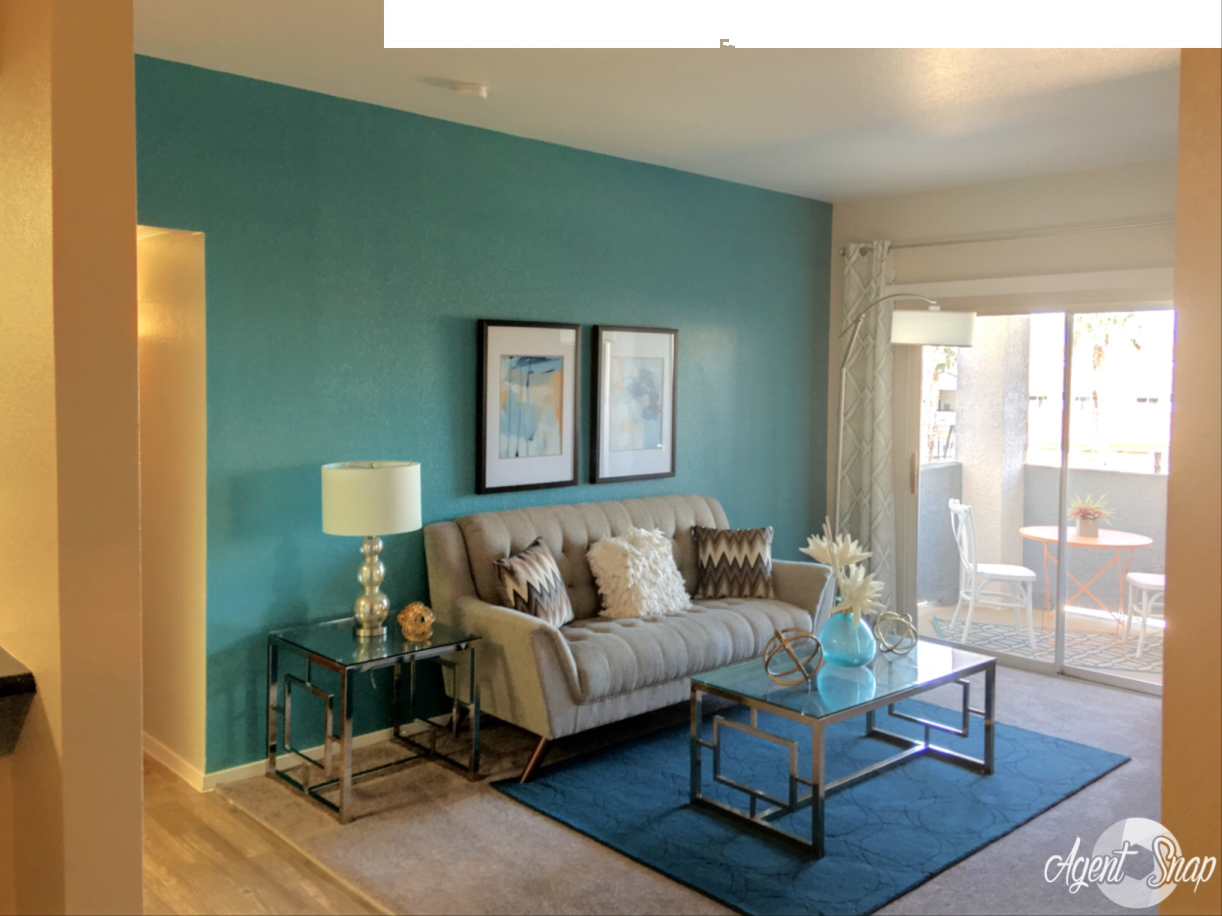Apartment Living Room at Prelude at the Park Apartment Homes, Henderson, NV 89015
