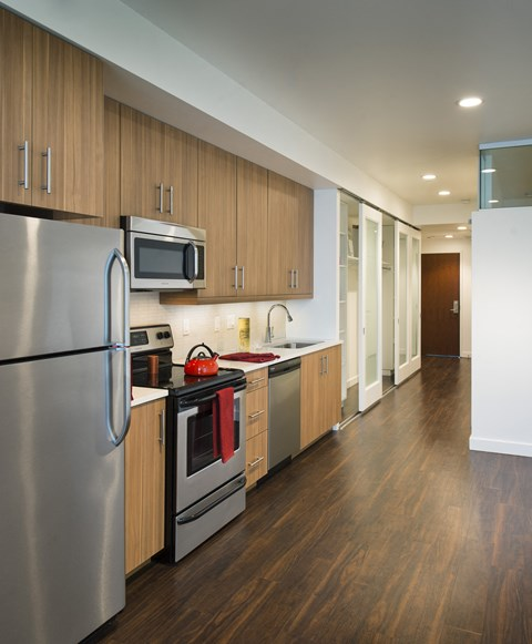 Modern Kitchens With Stainless Steel Appliances