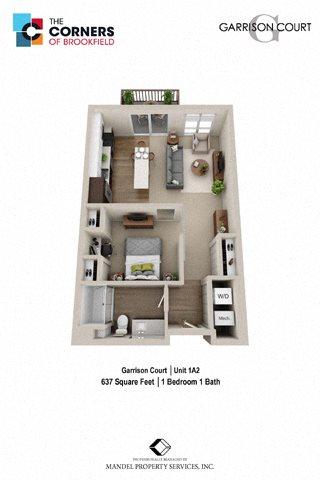 1A2 Floor Plan 6